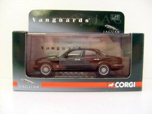 1/43 Jaguar XJR EBONY(ブラック) -ジャガーXJR- 「Vanguards」 Limited Edition VA 09103