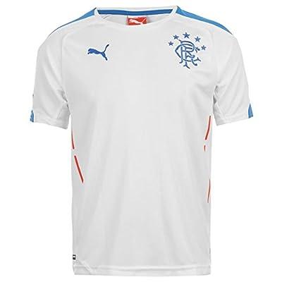 PUMA 2014-15 Rangers Away Football Shirt (Kids)