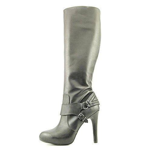 Stiefel Jessica Zeh Avern Simpson Frauen Schwarz Fashion Geschlossener Leder tFgwHFq