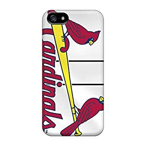 For Iphone 5/5s Protector Cases St. Louis Cardinals Phone Covers