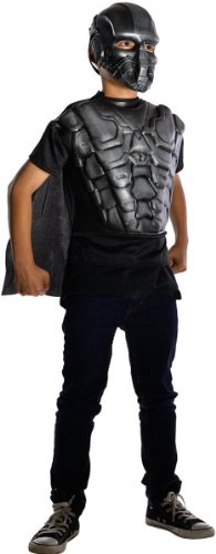 Rubies Superman General Zod Child's Muscle Chest Top (General Zod Costume Design)