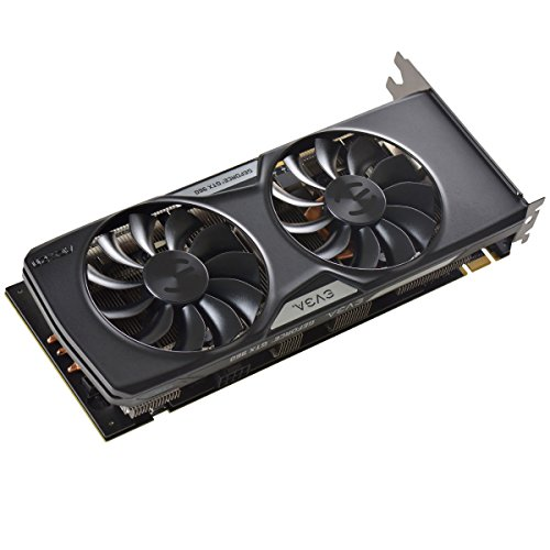 EVGA 4GB 2.0+, Whisper Cooling w/ Free Installed Backplate Graphics Card 04G-P4-3969-KR