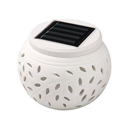Solar Patio Table Lamp in US - 2