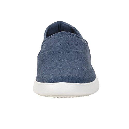 Azul Shoes Deslizarse Mujer Dude En De Acero Carly TqwCx5