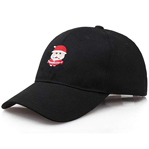 Claus Baseball Santa - shinyis Santa Claus Unisex Denim Cap Embroidered Baseball Hats