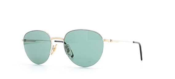 1ac998ee57cfd Cartier Colisee T8200.121 SLV Silver Certified Vintage Aviator Sunglasses  For Mens and Womens  Amazon.co.uk  Clothing