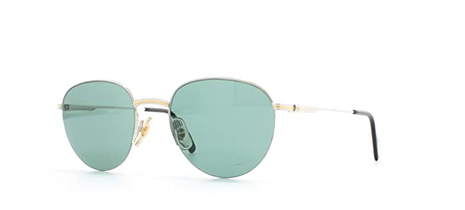 3ce1e45fa339c Image Unavailable. Image not available for. Colour  Cartier Colisee  T8200.121 SLV Silver Certified Vintage Aviator Sunglasses ...