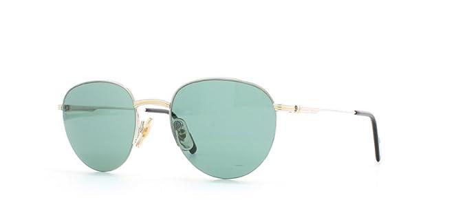 Cartier - Gafas de sol - para hombre plateado plata: Amazon ...