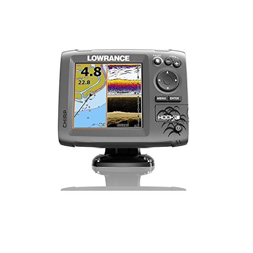 Lowrance Hook-5 Mid/High PPP-18i Ice Fishfinder