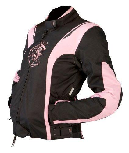 Moto Jojo damas Armr chaqueta impermeable para motocicleta ...