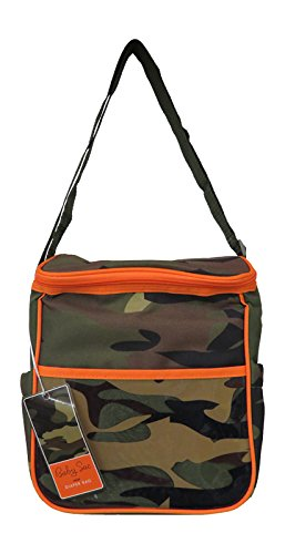 Baby Sac Mini Diaper Bag, (Diaper Bag Green Camouflage)