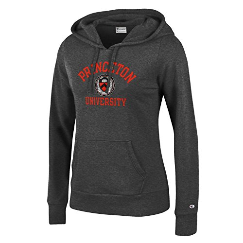 Seal Hoody Sweatshirt - Princeton - Women's - Screen Print - Seal Hoody Charcoal Small