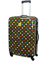 Candy Crush Cabin Bag Dots Large, Multi-Colored, One Size