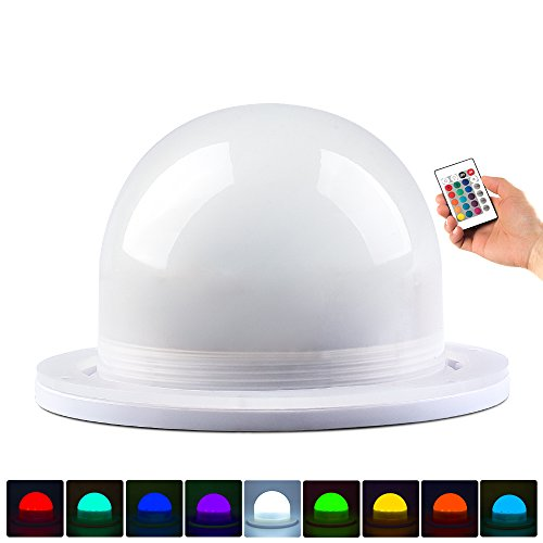 Slong Light LED Wedding Table Lamp among table for Wife Living Bedroom Bedside RGBW Color Change Bulb Light Party Nightclub Night activity Water-proof System Recharge Wireless Battery LU QING WEN