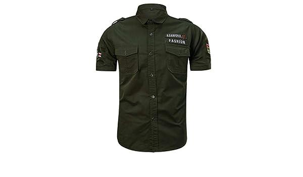 ZODOF Camisetas Hombre Verano, Ropa Deportivas Hombre, Camiseta de ...