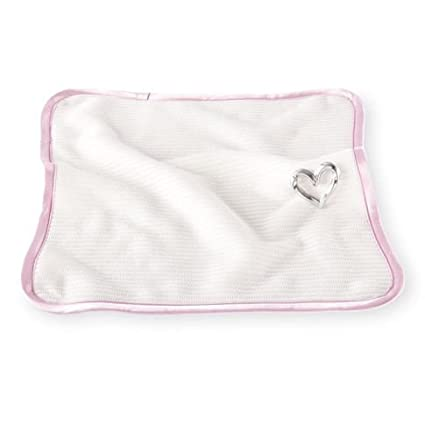 Amazon Com You Me Baby So Sweet Knit Doll Blanket With Rattle