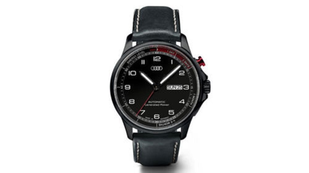 Audi Uhr Automatic Generated Power  -3101500500