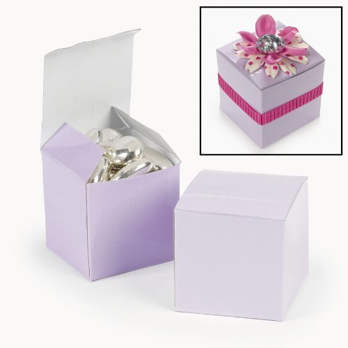 Mini Lilac Gift Boxes (2 dz) (Lilac Box)