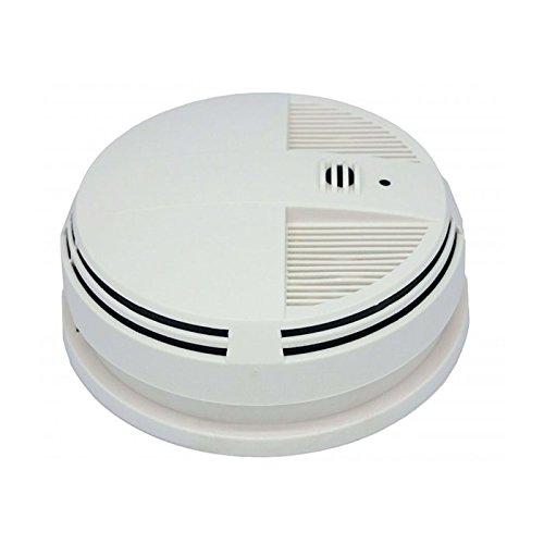 KJB Smoke Detector Alarm Spy / Nanny Camera Battery Opera...