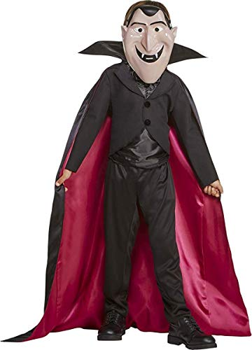 Palamon Hotel Transylvania Count Dracula Child Costume (M 8-10) -