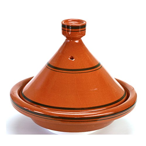 Tagine Cooking Slaoui Medium 25cm By Zamouri Spices