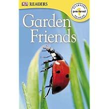 DK Readers L0: Garden Friends