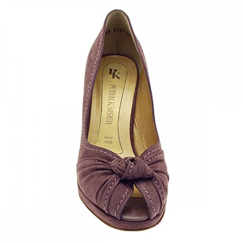 Toe Kaiser p p F Suede Plum Court Peter qwf6zdIxw
