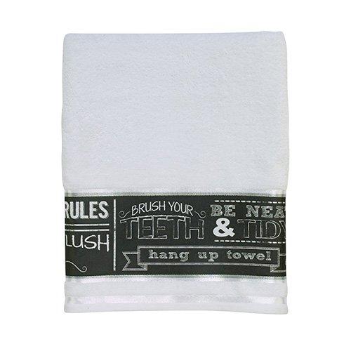 Avanti Chalk it Up Fingertip Towel