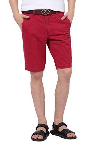 Pau1Hami1ton PH-01 メンズ ハーフパンツ ショートパンツ カジュアル 短パン パンツ ショート ゴルフ スポーツ ショーツ チノパン 半ズボン