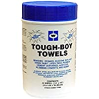 J.C. Whitlam TFB80 Tough-Boy 10-Inch x 12-Inch Towels by J.C. Whitlam