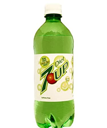 Amazon Diet 7 Up 20 Oz Grocery Gourmet Food