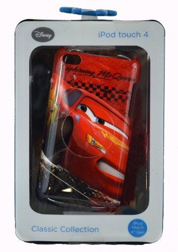 Disney Cars Lightning McQueen iPod touch 4th Gen Clip Cas...