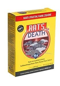 RATS DEATH FARE ZEHİRİ PASTA 100 GRAM
