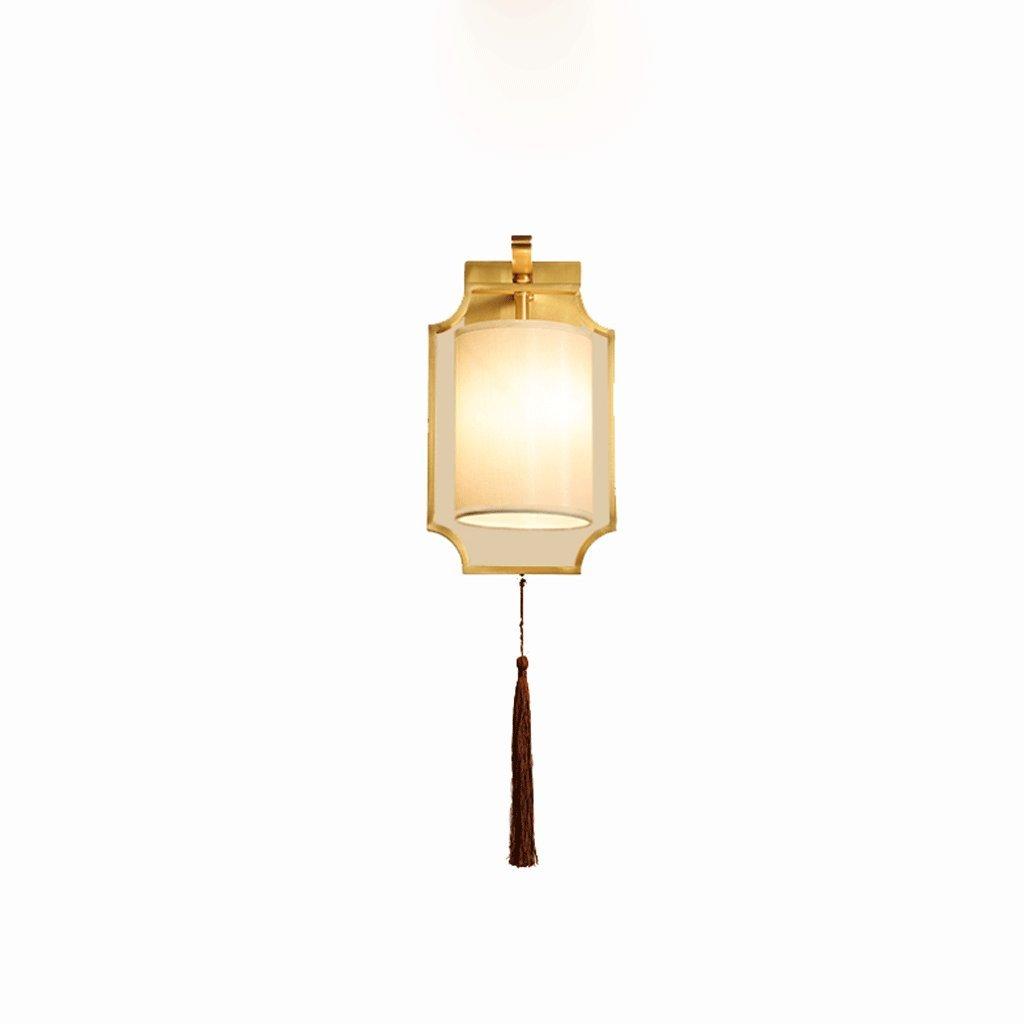 outlet online economico ZDD Tutta la Lampada della Parete del corridoio del del del Lato del corridoio della Lampada della Parete della Lampada della Parete del corridoio di Rame  bellissimo