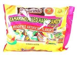 Pulparindo Tamarind Filled Hard Candy