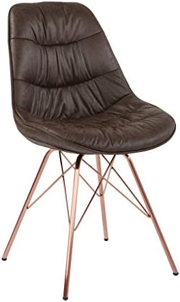 OSP Home Furnishings Langdon Faux Leather Task Chair
