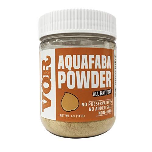 - Vör Aquafaba Powder 4oz Jar