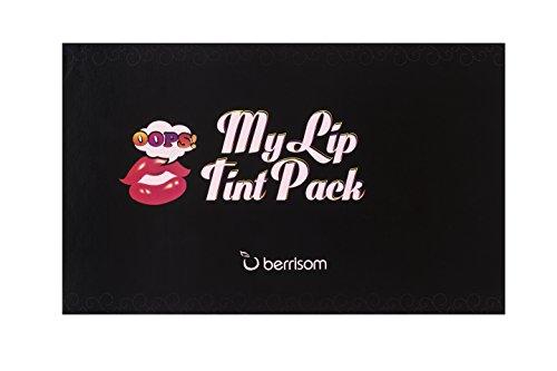 [Berrisom] Oops My Lip Tint Pack (6 Colors)
