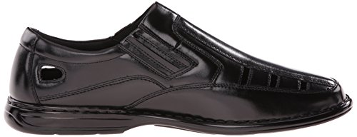 Stacy Adams Mens Sandalo Da Pescatore Baybridge Nero