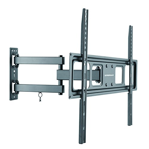emerald extra extension full motion tv wall mount bracket for 37 70in tvs 8712 ebay. Black Bedroom Furniture Sets. Home Design Ideas
