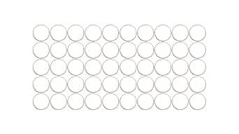 3-15//16 OD 3-3//4 ID 3-15//16 OD Sur-Seal Sterling Seal and Supply 70 Durometer Hardness 3-3//4 ID ORVT154 Viton Number-154 Standard O-Ring STCC Fluoropolymer Elastomer