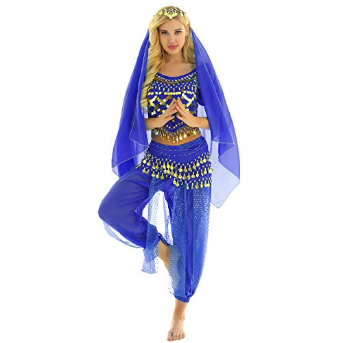 with Belly Dancer Costumes design