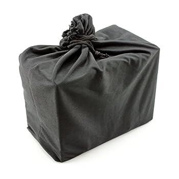 Versa Elite Double Watch Winder in Black Leather