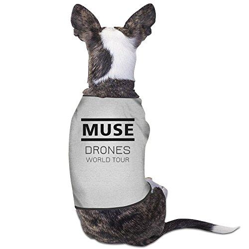 Muse Du Costume (Drones World Tour Muse Dog Costumes New Pajamas)
