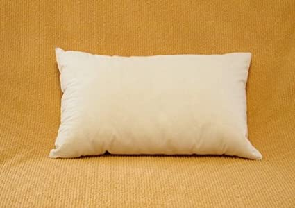 Amazon Com 16x26 Synthetic Down Pillow Form Insert Home Kitchen