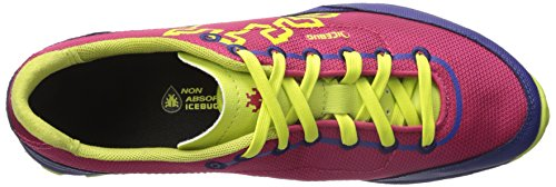 Icebug Women Acceleritas Ocr Rb9x Trail Runner Camellia / Grape