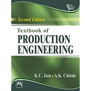 Textbook of Production Engineering
