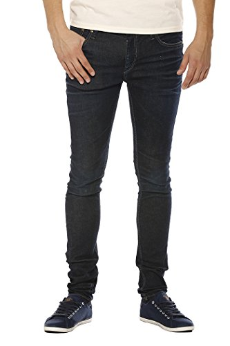 Jack & Jones - Jeans LIAM ORIGINAL JJ988_BLUE DENIM - Homme