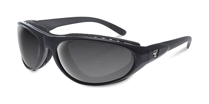 Amazon.com: 7eye – Gafas de sol, Color Cyclone/marco: Negro ...