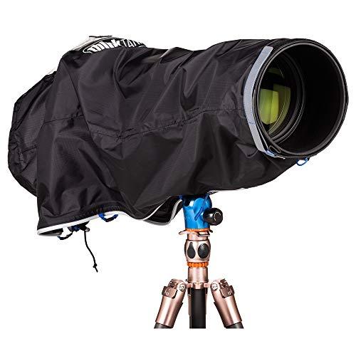 Think Tank Foto-Notfall-Regenschutz für DSLR und spiegellose Kameras mit bis zu 600 mm f/4 Objektiv, groß